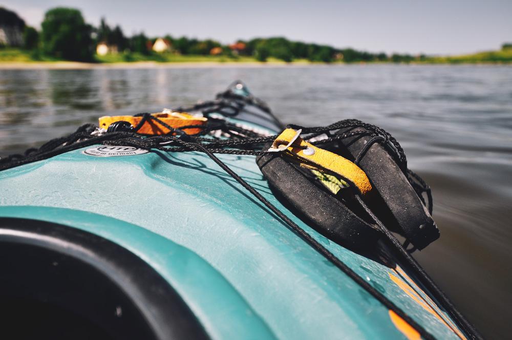order on the kayak