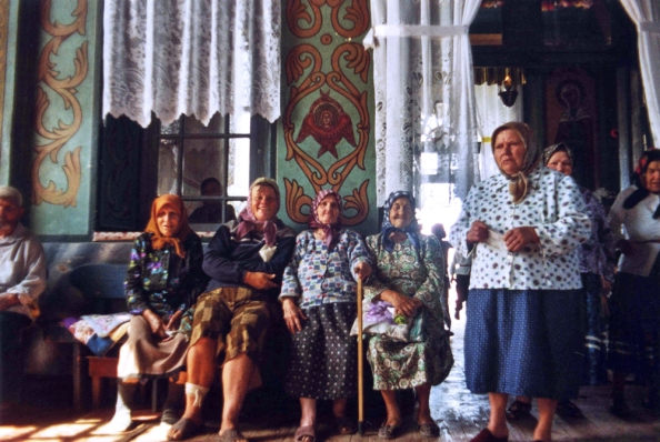 typical woman in Romania