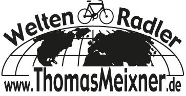 Weltenradler Thomas Meixner