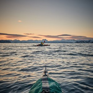 Paddle view