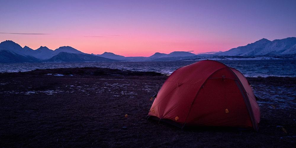 Sunrise in Tromso