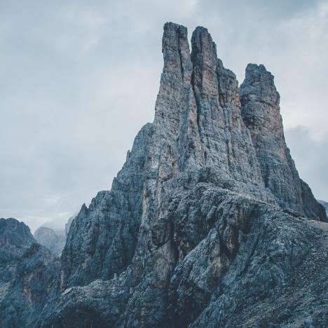 Dolomites – Torri Del Vajolet (Torre Delago)
