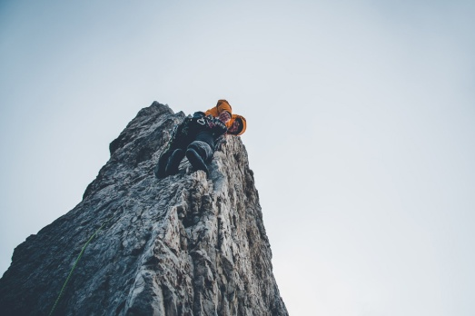 Dolomites – Torri Del Vajolet (Torre Delago) great exposure