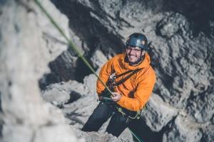 Dolomites – Torri Del Vajolet (Torre Delago) on our way down