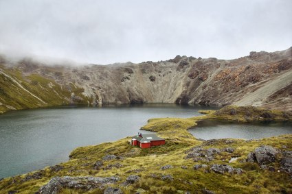 Nelson Lakes National Park Angelus Hut