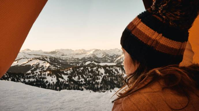 good morning mountains ©Christian Hein