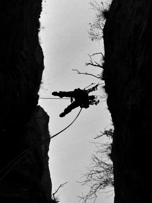 Grenzerfahrung ©Jarno Hein